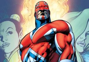 Marvel May Or May Not Be Bringing 'Captain Britain' To Television
