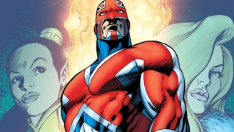 Marvel May Or May Not Be Bringing 'Captain Britain' To Television