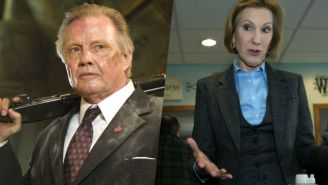 Carly Fiorina And Jon Voight Have Announced Who They're Backing In The GOP Primary