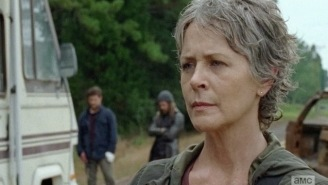What The Hell Is Happening To Carol On 'The Walking Dead'?