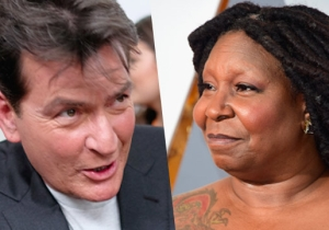 Charlie Sheen And Whoopi Goldberg Will Get Trapped In An Elevator On 9/11 In An Upcoming Movie