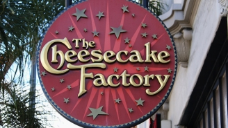 We Made It! The Cheesecake Factory Is Officially America's Favorite Restaurant