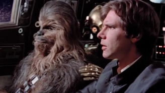Chewbacca Speaking English Is Very, Very Weird