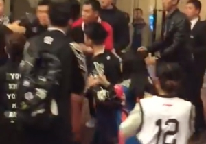 This Brawl Between Fans And Basketball Players In China Is Proof That People Take Sports Too Seriously
