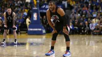 Chris Paul Explains Why He Won't Play For Team USA In The 2016 Olympics