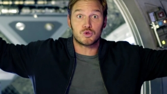 Here's How You Can Challenge Chris Pratt To A Dance-Off On The 'Guardians Of The Galaxy' Set