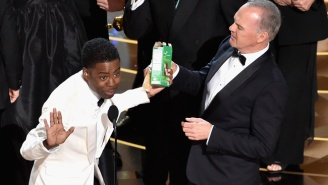 There Was Plenty Of Trickery Surrounding Chris Rock's Oscars Girl Scout Cookies Money