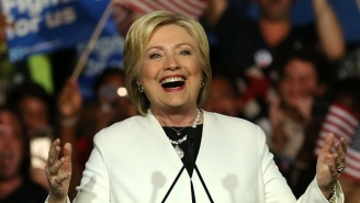 Hillary Clinton Takes Aim At Donald Trump With Her Super Tuesday Victory Speech