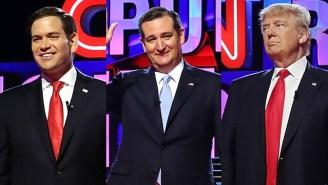 CNN Miami Republican Debate: Spending A Night At The GOP Kids' Table