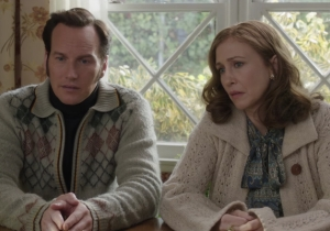 A Brand New 'Conjuring 2' Trailer Has Arrived To Turn All Of Us Into Horrified Wrecks