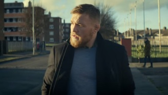 Conor McGregor's Budweiser Ad Has Been Banned In Ireland For An Unusual Reason