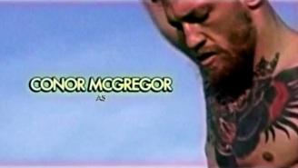 Watch Conor McGregor In The Kung Fu Adventure, 'King Con'