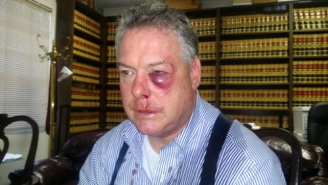 This Defense Attorney Took A Shocking Beating In The Middle Of Court
