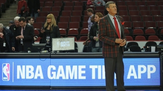 Reporters Across The NBA Are Dressing Like Craig Sager With #SidelineForSager