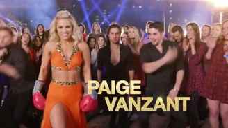 UFC Fighter Paige VanZant Looks To Be An Early Favorite On 'Dancing With The Stars'