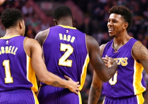 Should The Lakers Really Trade The No. 1 Draft Pick If They're Lucky Enough To Get It?