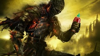 'Dark Souls III' Can Be Yours If You Beat This Spicy Wing Challenge