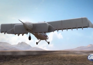 DARPA Is Building A Bizarre Drone That's Half-Helicopter, Half-Plane
