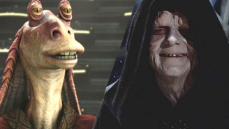 The Truth Behind The 'Darth Jar Jar' Theory Is Revealed By The Actor Who Played Jar Jar Binks