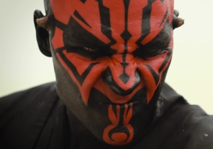 This Fan-Made Darth Maul Film Is Better Than 'The Phantom Menace'