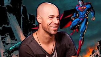 Chris Daughtry Talks Drawing The New 'Batman' Cover, Comic Books And 'The Passion'