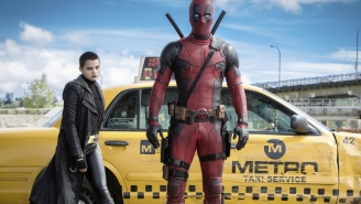 Just how many people did it take to 'play' Colossus in 'Deadpool'?