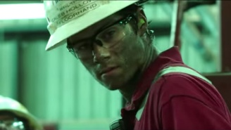 Mark Wahlberg And Kurt Russell Attempt To Stop Disaster In The Trailer For 'Deepwater Horizon'