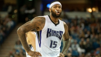 The Kings Reportedly Won't Deal DeMarcus Cousins Until They 'Soften' Their Demands
