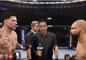 Matt Barnes And Derek Fisher's Feud Was Settled In A Game Of EA Sports UFC