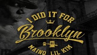 Maino ft. Lil Kim – I Did It For Brooklyn