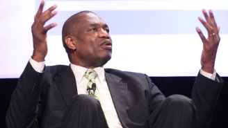 Dikembe Mutombo Was At The Brussels Airport During The Terrorist Attack