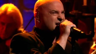 Disturbed's Live Cover Of 'The Sound Of Silence' Is Better Than It Should Be