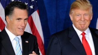 Report: Mitt Romney Will Meet With Trump This Weekend To Discuss A Possible Cabinet Position