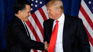 Trump Reportedly Wants Mitt Romney To Publicly Apologize Before Securing The Secretary Of State Post