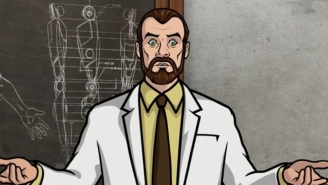 Inside The Mysterious Madness Of Dr. Algernop Krieger, With Lucky Yates And 'Archer' Creator Adam Reed