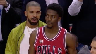 Justin Holiday Claims He Wasn't Listening To Drake When He Got His Five-Second Violation