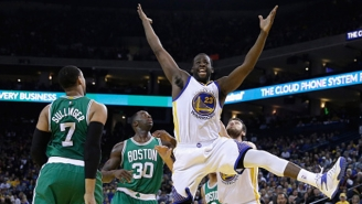 The Celtics Knew How Good Draymond Green Would Be During The 2012 Draft Process