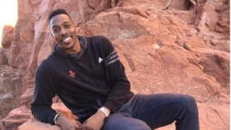 Sam Dekker Roasts Dwight Howard For This 'Senior Year' Photo
