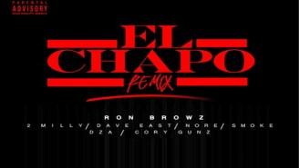 Ron Browz ft. Dave East , 2 Milly, N.O.R.E., Smoke DZA & Cory Gunz – El Chapo Remix