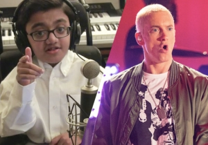 You Think You're Ready For This 12-Year-Old's Cover Of Eminem's 'Not Afraid' But There's No Way You Could Be