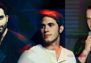 Blake Jenner, Will Brittain, & Tyler Hoechlin From 'Everybody Wants Some!!' On Developing Chemistry