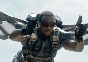 Anthony Mackie had no idea he'd be an Avenger in 'Captain America: Civil War'