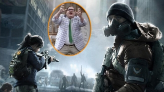 A Classic Chris Farley Reference Is Hidden In 'Tom Clancy's The Division'