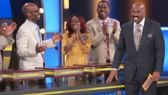 Watch These 'Family Feud' Contestants Try Their Darndest Not To Say The Word For The Male Anatomy