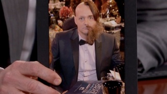 Will Forte Explains Why He Shaved Down Only Half Of His Head And Face
