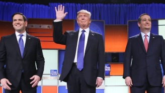The Fox News GOP Debate: The Insult-Filled Ballad Of 'Little Marco' And 'Lyin' Ted'