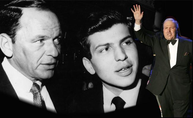 Sinatra Snr And Jnr