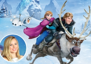 Kristen Bell reveals why it took so long to greenlight 'Frozen 2'