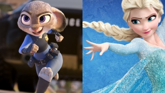 Here are the 'Frozen' Easter Eggs you can find in 'Zootopia'