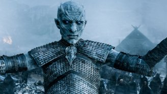 'Game of Thrones': How to make a White Walker